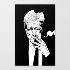 D.Lynch Canvas Print