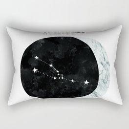 taurus horoscope - zodiac sign - constellation Rectangular Pillow