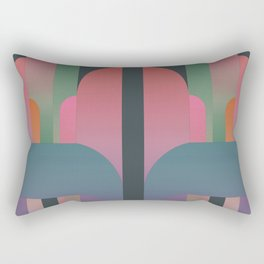 Total Eclipse III Rectangular Pillow