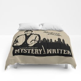 Richard Castle, Mystery Writer Comforters