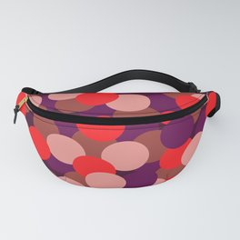 Abstraction_DOTS_COLOR_02 Fanny Pack