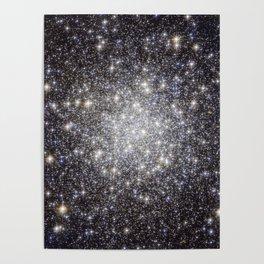 Globular Cluster Messier 56 Poster