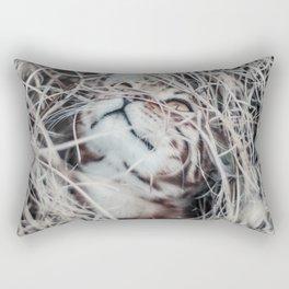 Kitten wool Rectangular Pillow