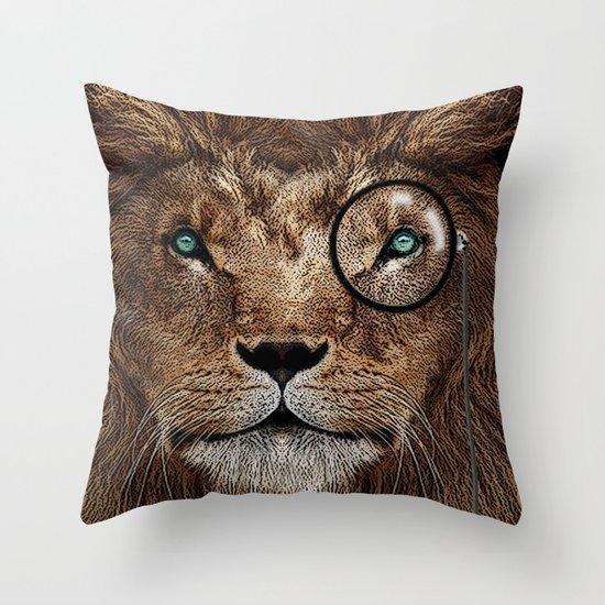 Noble Throw Pillow