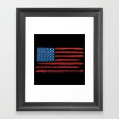 Money country   Framed Art Print