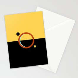 Flag of Mars Stationery Cards