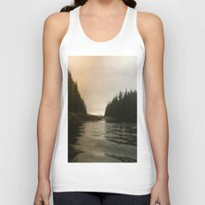 They Mysterious Island Unisex Tank Top