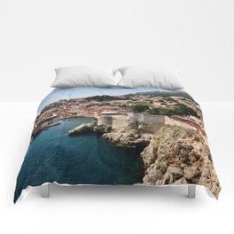 King's Landing, Dubrovnik Comforters