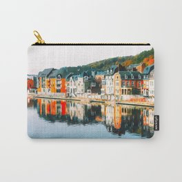Dinant cityscape Carry-All Pouch
