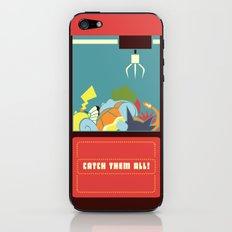 Claw Machine iPhone & iPod Skin