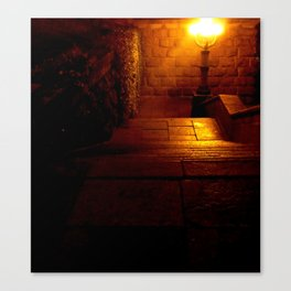 Night Crest 5 Canvas Print