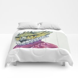 Ruffled Feathers Comforters