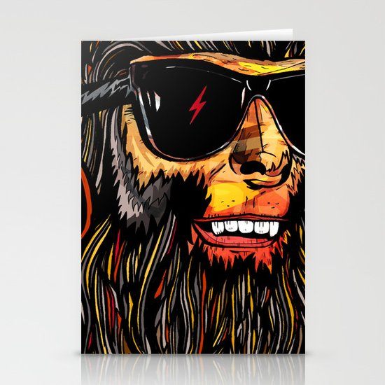 Teen Wolf Stationery Cards