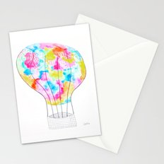 Light Up The Sky Stationery Cards