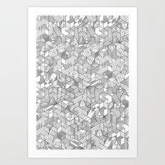 Complicity Art Print