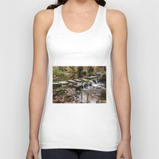 Stepping Stones Unisex Tank Top