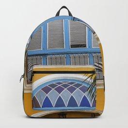 Cuban Shutters Backpack