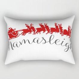 Nama-Sleigh Rectangular Pillow