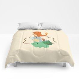 Pocket Monsters Comforters