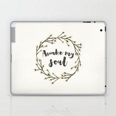 Awake my Soul (vertical) Laptop & iPad Skin