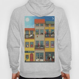 Porto Houses - Portugal Hoody