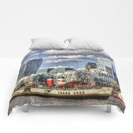 The Waverley and London Comforters