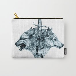 Dire Wolf Carry-All Pouch