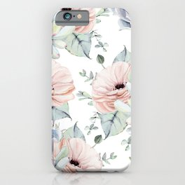 Pretty Succulents by Nature Magick iPhone Case