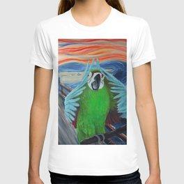 Parrot Scream T-shirt