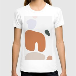 Abstract Shape Series - Boulders T-shirt