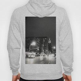 New York City at Night Hoody