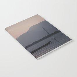 Sunset at Mekong Notebook
