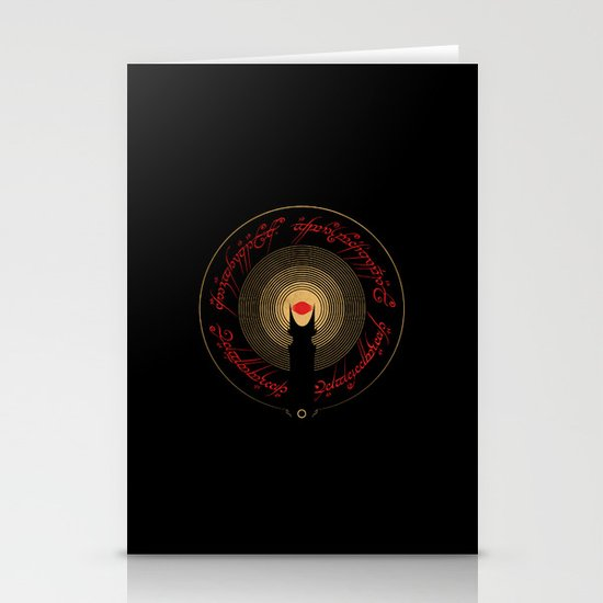 The Lord of the Rings Stationery Cards