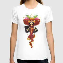 Cute La Muerte  T-shirt