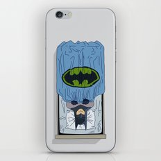 Bat Night iPhone & iPod Skin