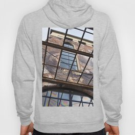 OLD FACTORY BUILDING Hoody