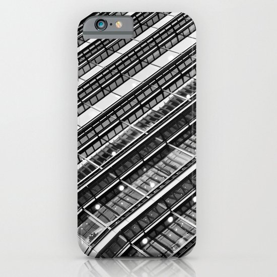 Canary Wharf  Abstract iPhone & iPod Case