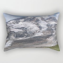 Glacier Flows Rectangular Pillow