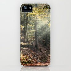 remain in light iPhone (5, 5s) Slim Case