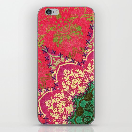 Royal Mandala 1 iPhone & iPod Skin