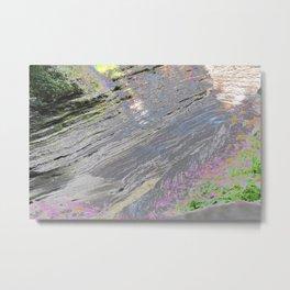 Chromascape 7 (Watkins Glen, NY state) Metal Print