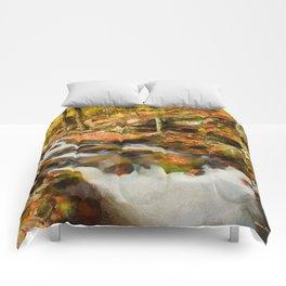 Gold Rush Comforters
