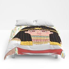 Queen Cleopatra Comforters