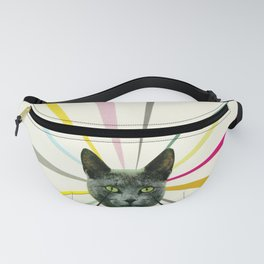 Cat's Eyes Fanny Pack