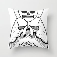 Nesting Doll Throw Pillow