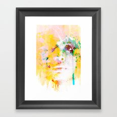 XOXO Badu Cerca Framed Art Print