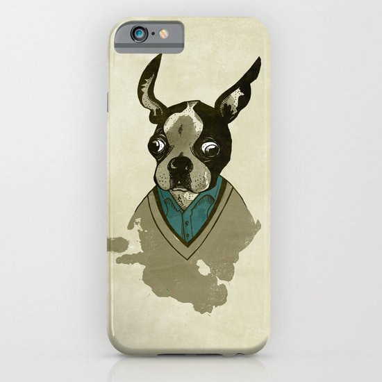 perfect gentleman iPhone & iPod Case