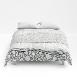 Layers 1 Comforters