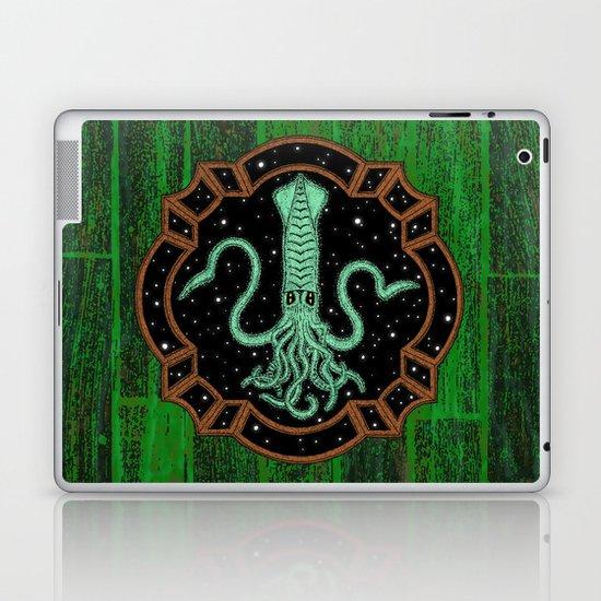 Squids in Space! Laptop & iPad Skin