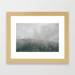 The Moody Days 4 Framed Art Print